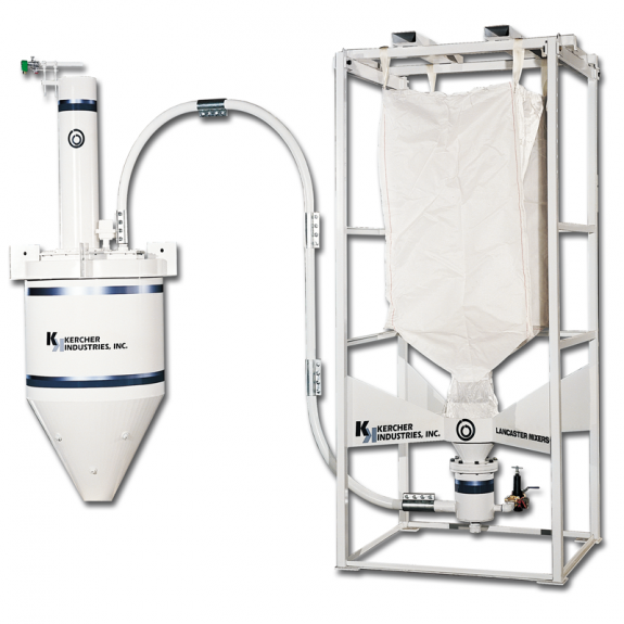 Lancaster Products KT Transporter batching system