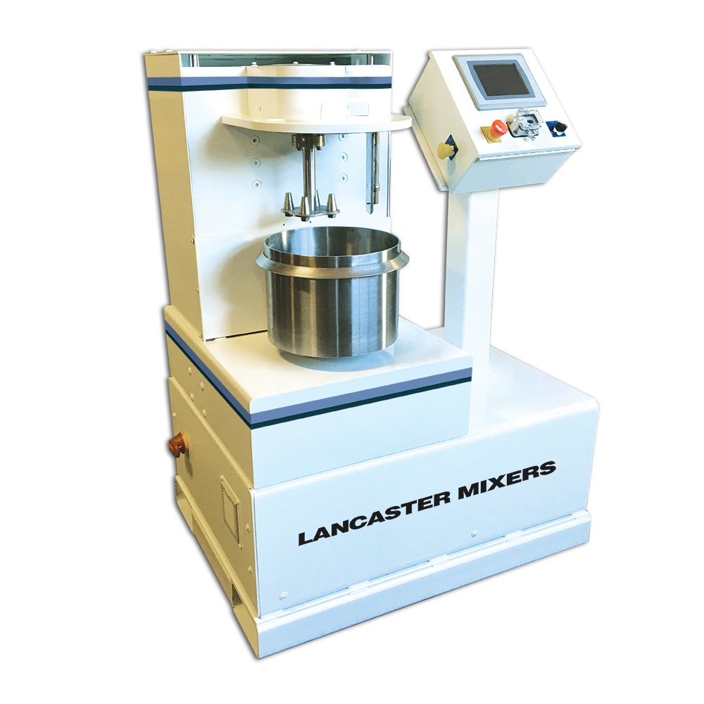 Lancaster K1 high shear lab mixer
